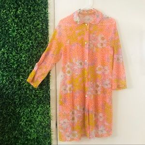 True super vintage Lord and Taylor 60s cover up